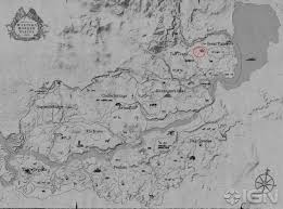 Black Death Map Red Dead Redemption 2 Leaked Map Appears To Be Genuine Vg247