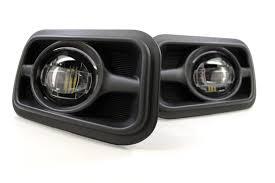 morimoto xb fog lights morimoto dodge ram xb led fog lights headlight revolution