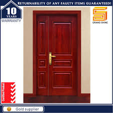 interior wood doors with glass china interior modern frosted glass insert solid wood door design