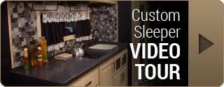 Sleeper Trucks With Bathrooms Used Trucks Ari Legacy Sleepers