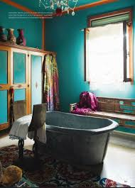 boho bathroom ideas 15 attractive bohemian bathrooms ideas