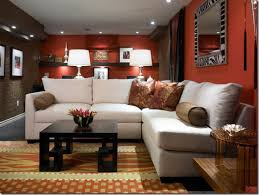 red and brown living room designs home conceptor livingroom appealing living room color schemes with dark brown