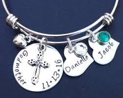 godmother bracelet godmother jewelry etsy
