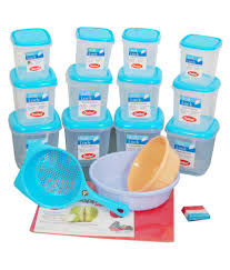 chetan 33 pcs jumbo kitchen containers set prices in india