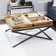 tray top end table amazing rectangular tray coffee table 3451 baker furniture