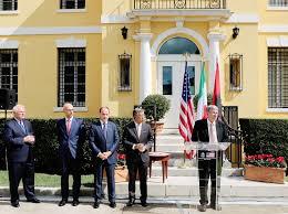 25th anniversary of u s embassy reopening u2013 u s embassy tirana