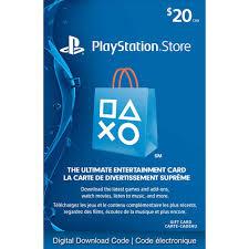 ps4 gift card playstation store 20 gift card digital playstation