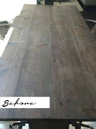 from drab to fab how to make your dining room table shine again
