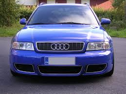 audi s4 front bumper another oem rs4 bumper install to s4