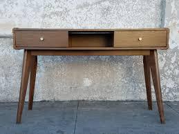 sleek desk sleek desk 200 series 48 modern study desk file espresso sleek