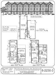 Housing Blueprints Floor Plans 19 Best Apartment Building Floor Plans Images On Pinterest
