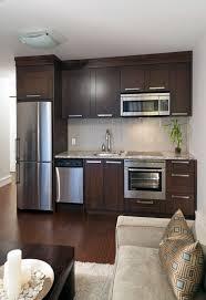 Kitchen Design Contemporary Kitchen Design Kitchenette Decorating Ideas Blackish Brown