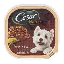 cesar cuisine cesar home delights canine cuisine beef stew food from