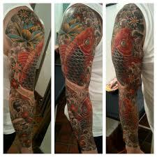 koi irish st tattoo