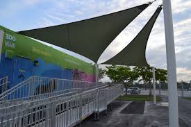 Custom Shade Canopies by Shade Sails Best Miami Awnings