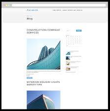 home decor blogs wordpress nt arcitex premium architecture house design wordpress theme