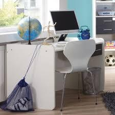 Kinder Schreibtisch Kinderschreibtisch Enrico In Weiß Manuell Höhenverstellbar