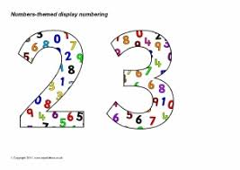 numbers primary teaching resources and printables sparklebox