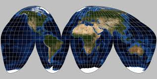 what is a map projection the mathematics of projections map skills and higher order thinking