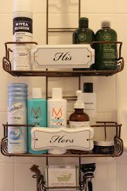 Shower Storage Ideas by