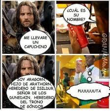 Aragorn Meme - aragorn meme by laurabachiller memedroid