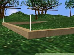 Landscape Timber Bench How To Build A Small Pad With Landscape Timbers 15 Steps