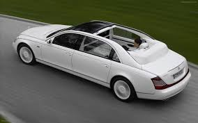 bentley maybach 2009 maybach landaulet widescreen exotic car image 04 of 12