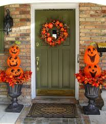 halloween urn decorations jack stacks adding a u201ccute spook u201d to your garden urns the