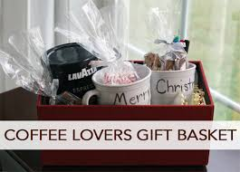 coffee gift basket ideas 101 days of christmas coffee gift basket your way