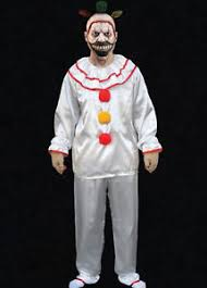 Scary Halloween Clown Costumes Twisty Clown Costume American Horror Story Scary Creepy Freak