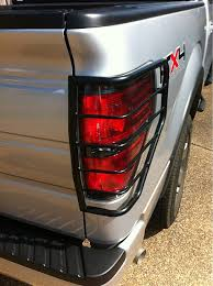 2012 f150 tail lights tail light guards anyone ford f150 forum community of ford