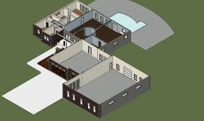 3d model floor plan home floor plans modeled in 3d 3d home modeling