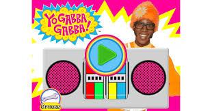 yo gabba gabba party tummy app review