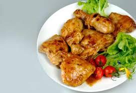 cuisiner haut de cuisse de poulet poulet à l orange et à la moutarde coup de pouce