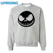 mens sweatshirts nightmare before skellington