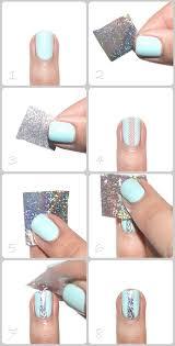 tutorial nail art foil 17 best foil nail art images on pinterest foil nails nail art