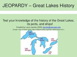 ppt jeopardy u2013 great lakes history powerpoint presentation id