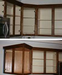 wood stain kitchen cabinets the how to gal how to refinish kitchen cabinets