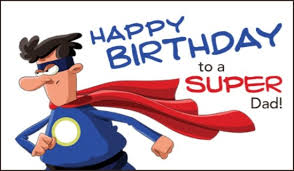 free super dad ecard email free personalized birthday cards online