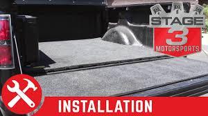 Bed Rug Liner 2004 2014 Ford F 150 Bedrug Mat With Existing Bed Liner Install