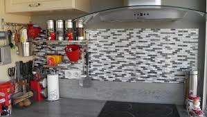 Glass Backsplashes For Kitchens by Peel And Stick Glass Backsplash Home Decorating Interior Design