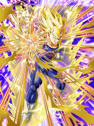 combative super saiyan 2 vegeta dragon ball dokkan battle