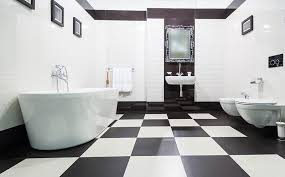 bathroom floor tile paint ideas lovetoknow