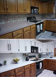 can i paint cabinets without sanding them how i painted my cabinets without sanding