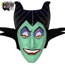 Halloween Rubber Masks Disneyland Paris Disney Villains Latex Rubber U0026 Fabric Halloween