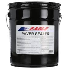 Wet Look Patio Sealer Reviews Eagle 5 Gal Clear Wet Look Solvent Based Acrylic Concrete Paver