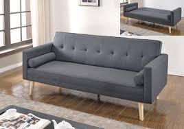 Click Clack Sofa Beds Uk by Viewing Paris Linen Sofa Bed Dark Grey Sofas Sofa Beds