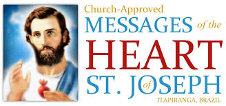 Most Pure Heart Of Mary Catholic Church Most Chaste Heart Of St Joseph Messages Of Itapiranga Brazil Mensagem Sao Jose Jpg