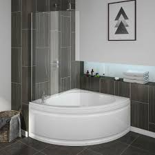 corner baths with shower screen catarsisdequiron laguna corner shower bath with screen panel corner baths with shower screen