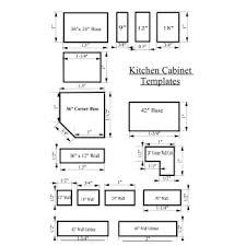 kitchen design layout template kitchen cabinet design template
